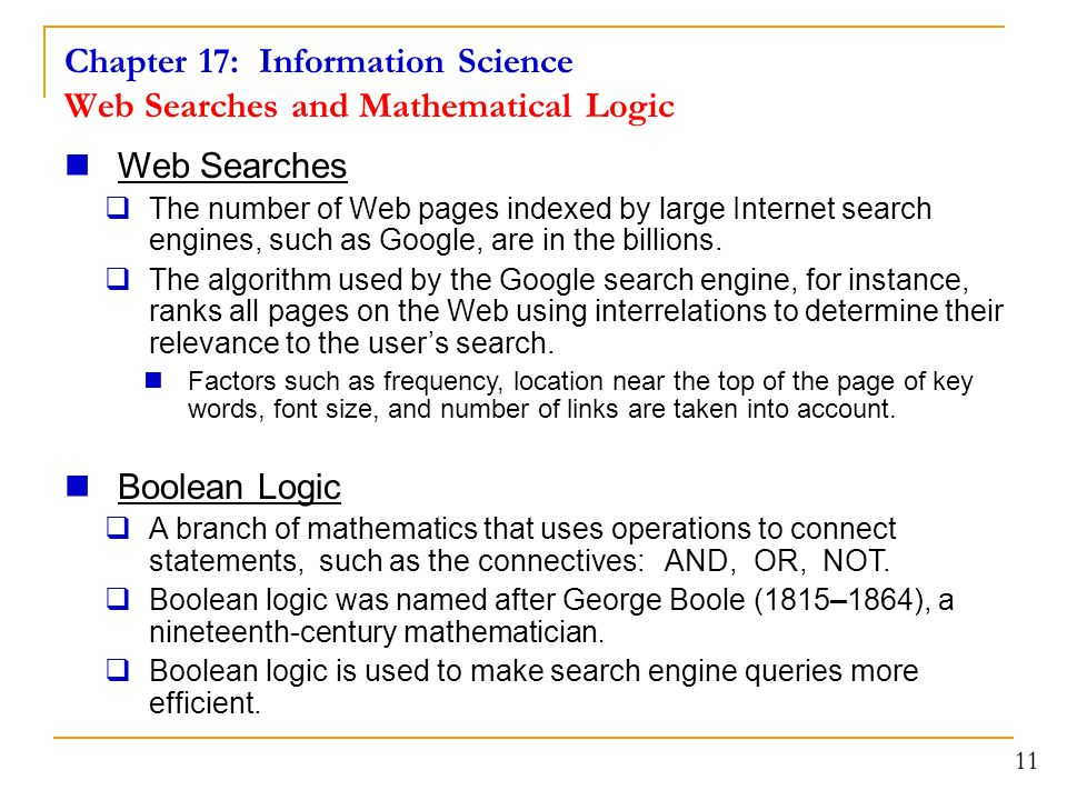 Chapter 17: Information Science Lesson Plan - ppt download