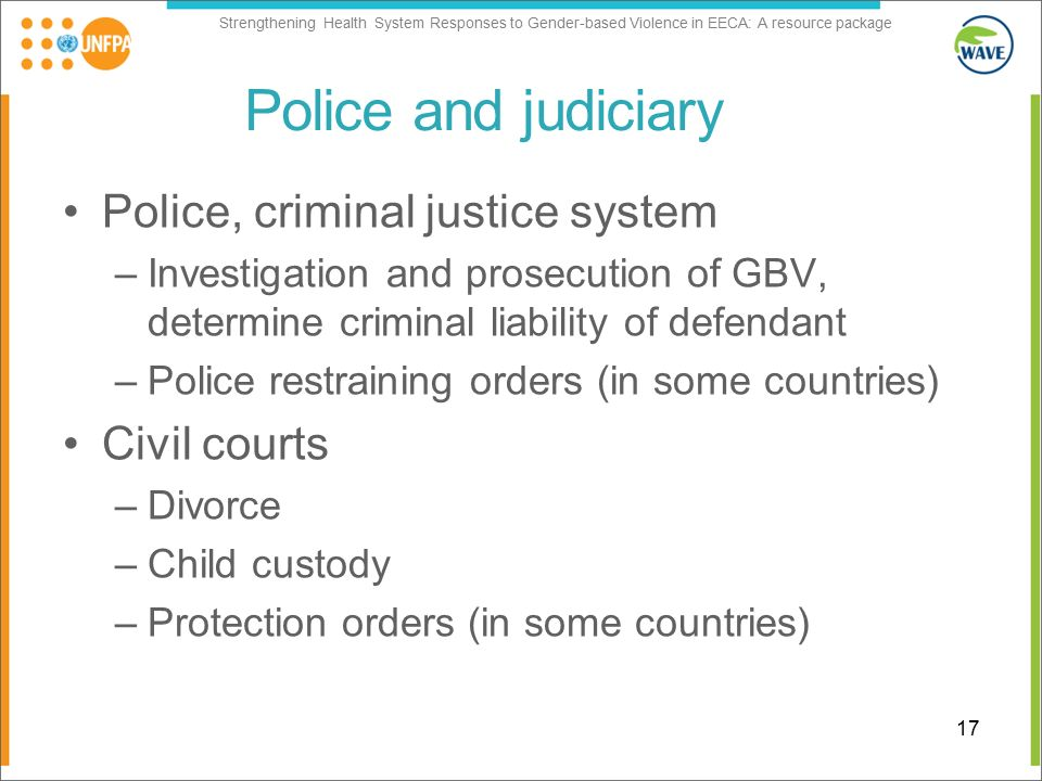 An overview of civil liabilities in policing