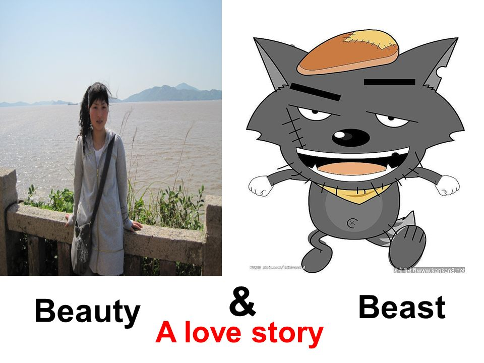 & Beast Beauty A love story