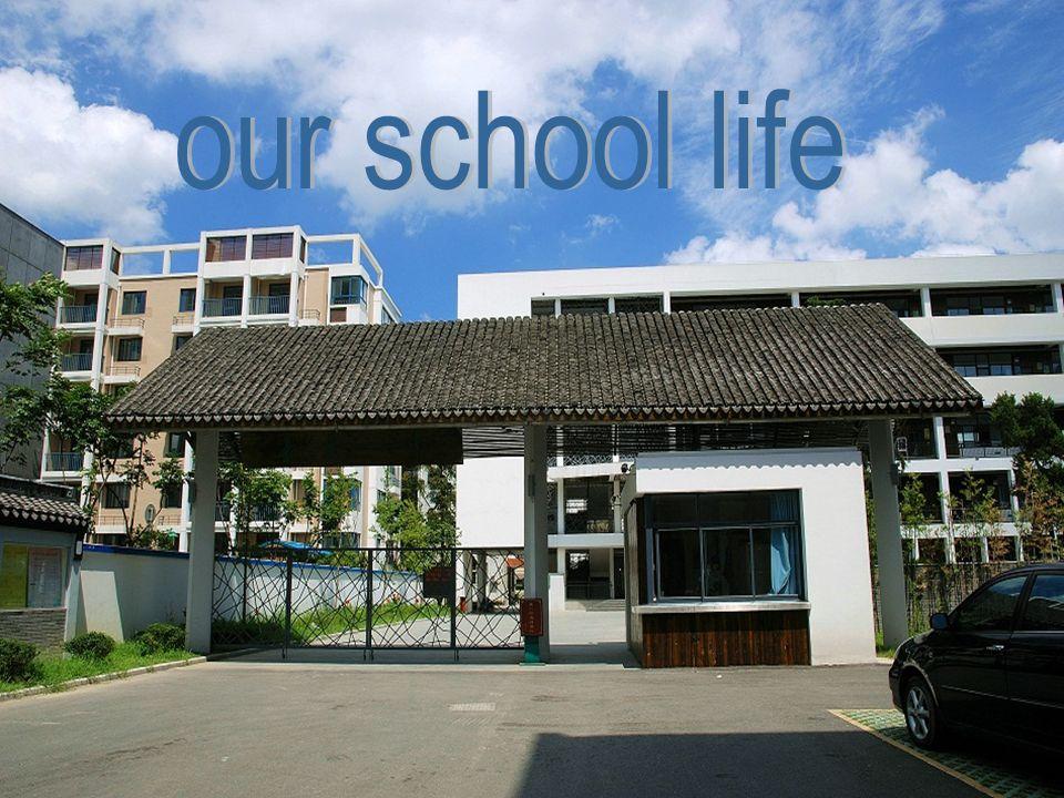School activities our school life