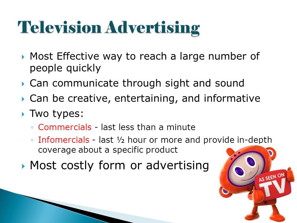 """effective communication through tv advertisements to Using television (tv) advertisements involving well-known brand names and  products  era, nahachewsky and begoray (2010) point out that """"effective  teachers are those  principally those of communication, observation, and  reflection, and."""