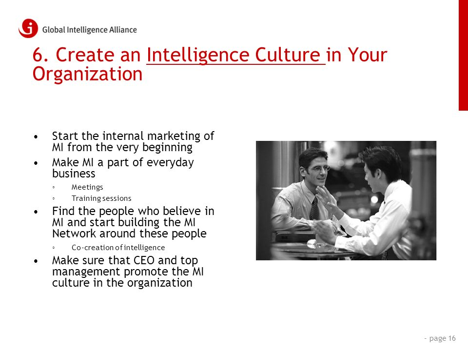 promoting cultural intelligence in the workplace Tap into the strength of diverse teams by building your cultural intelligence   and capability on how culture impacts the way you lead, manage and work in.
