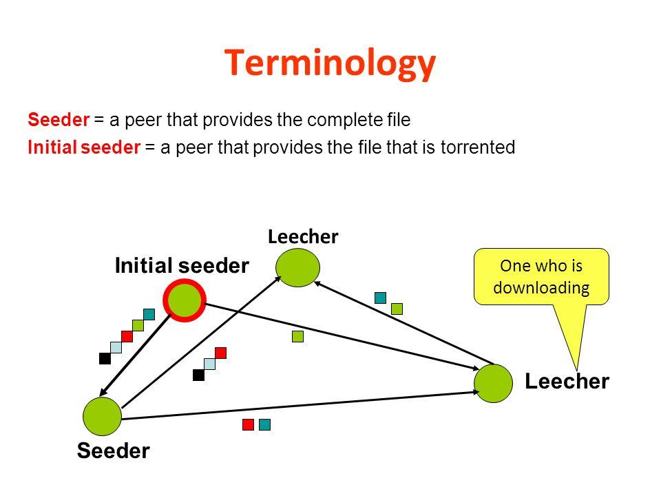 Free Bitorrent Terminology Download