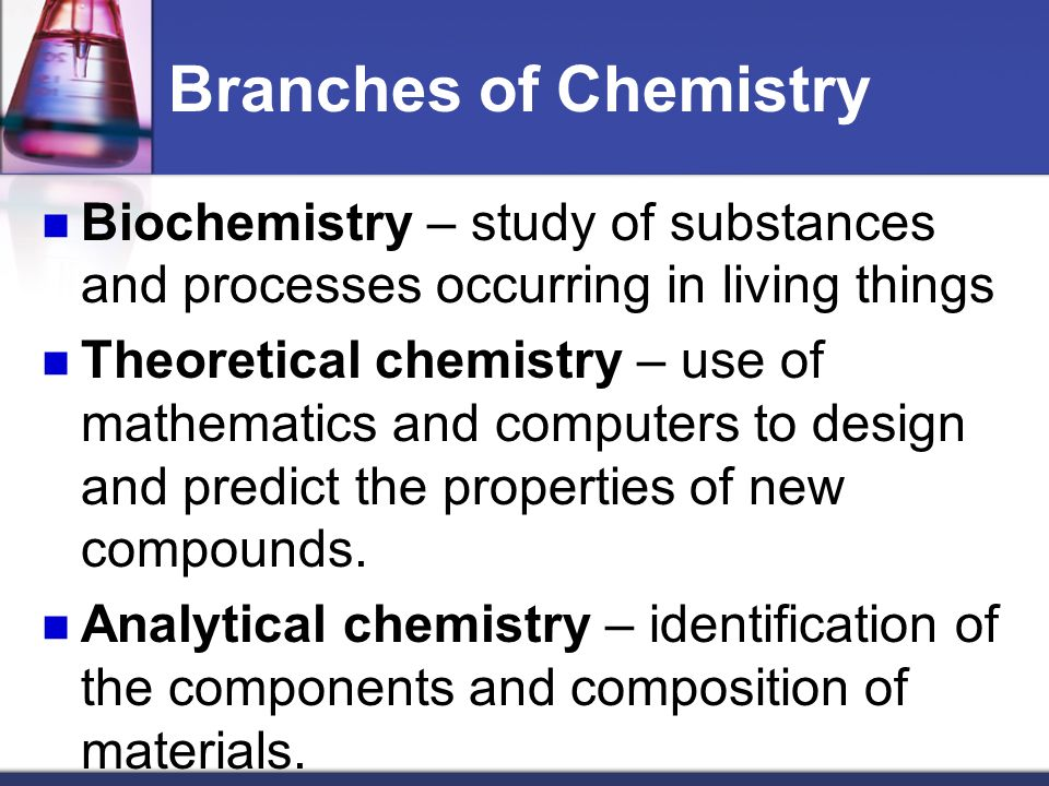 analytical chemistry intro In this lesson we will learn about analytical chemistry  analytical chemistry is  used in many different areas of science  introduction to chemistry: help and.