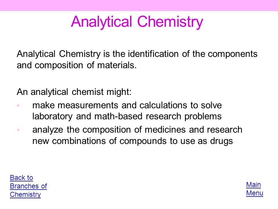 Matter and change what is chemistry scientific method ppt video analytical chemistry analytical chemistry is the identification of the components and composition of materials publicscrutiny Gallery