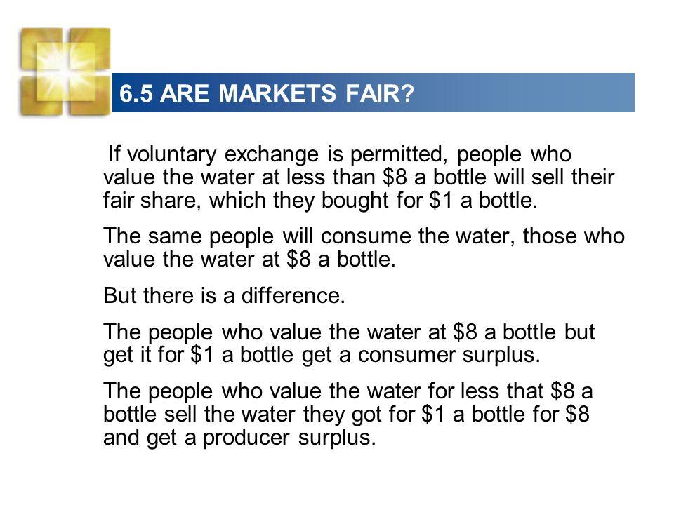 6.5 ARE MARKETS FAIR