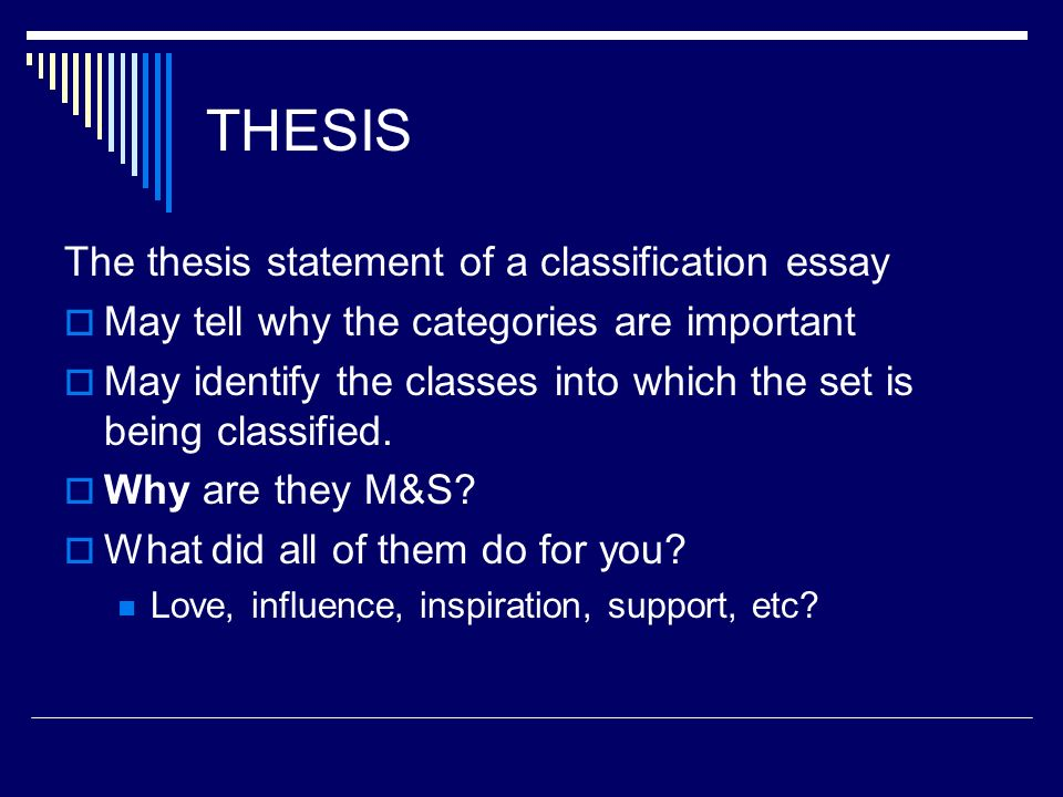 Sample Apa Essay Paper Thesis The Thesis Statement Of A Classification Essay High School Vs College Essay also Essay Health What Is Common To All Uncommon Leaders  Ppt Video Online Download Narrative Essays Examples For High School