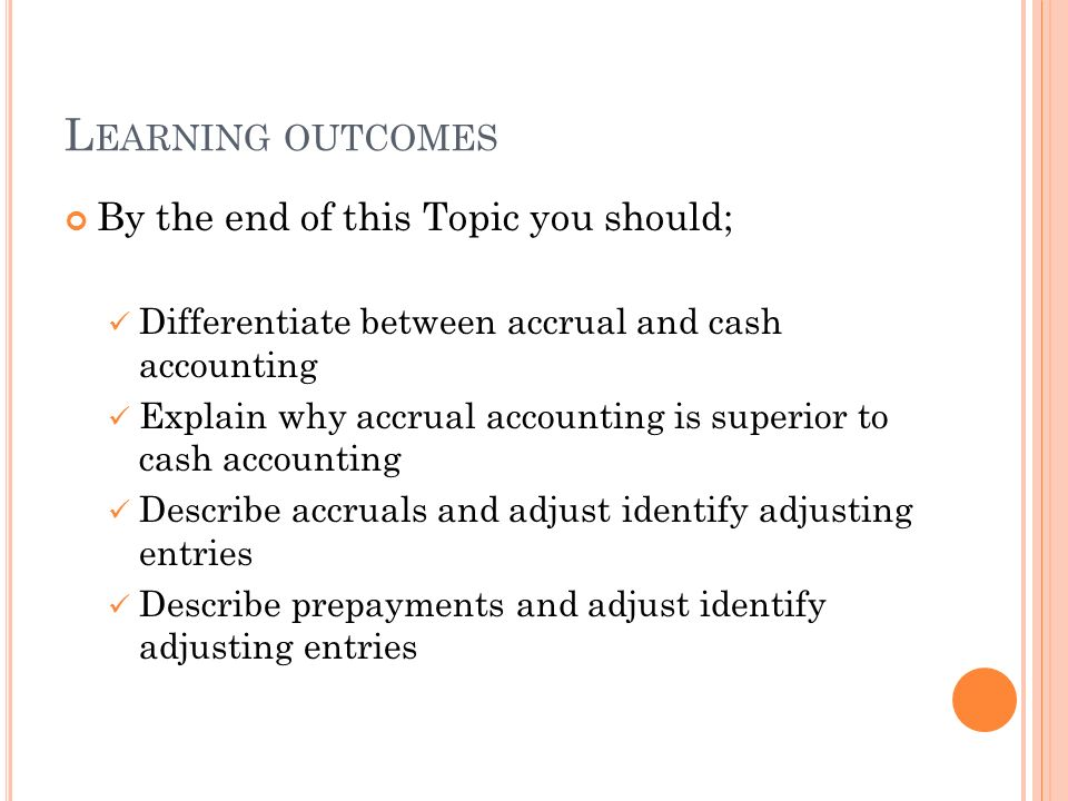 telephone accrual entry