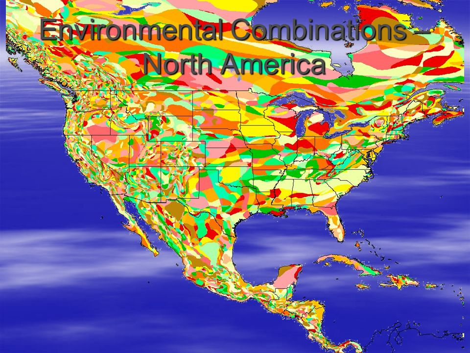 Environmental Combinations – North America