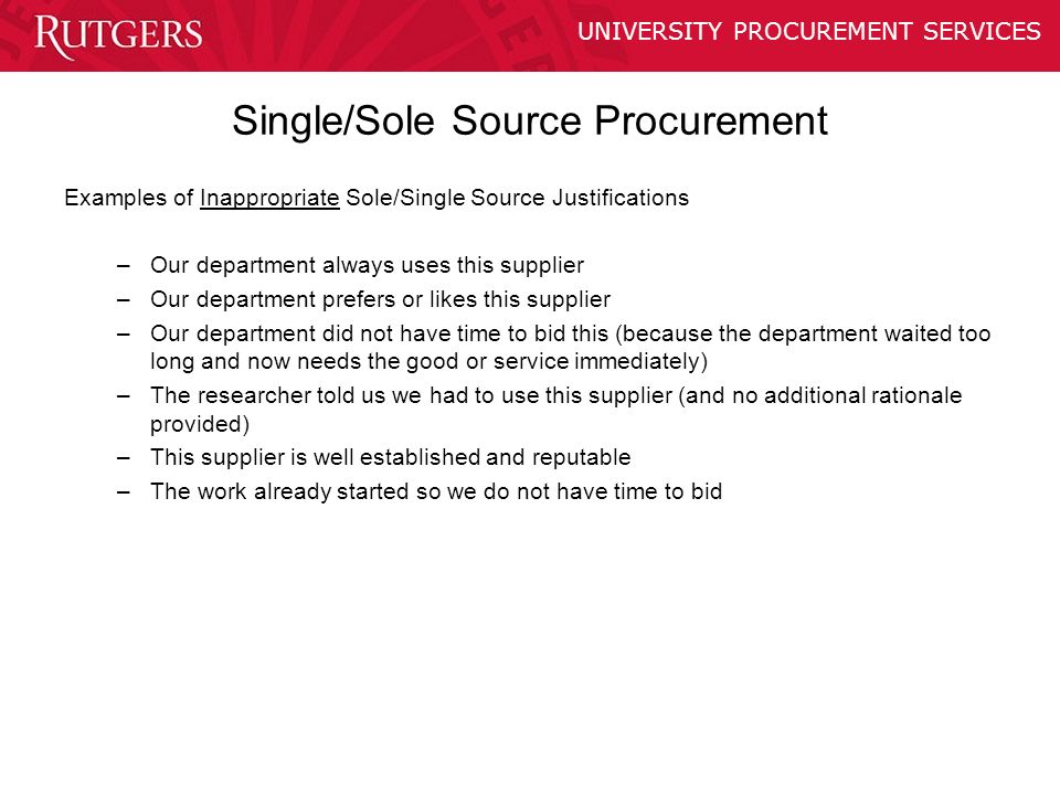 Purchasing policy training ppt video online download singlesole source procurement pronofoot35fo Images