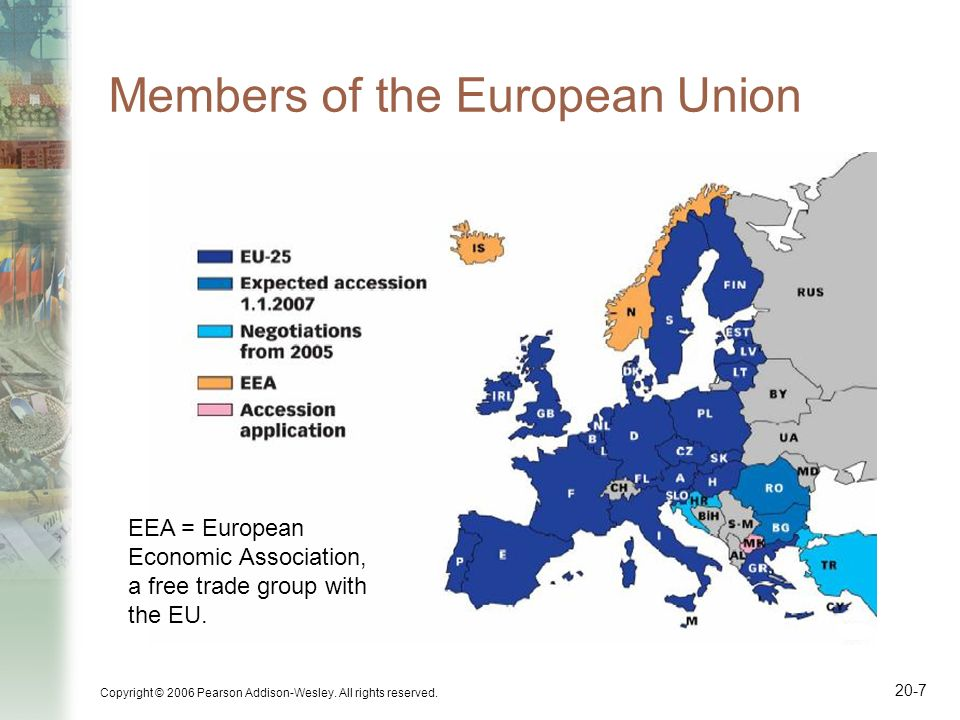 Members of the European Union