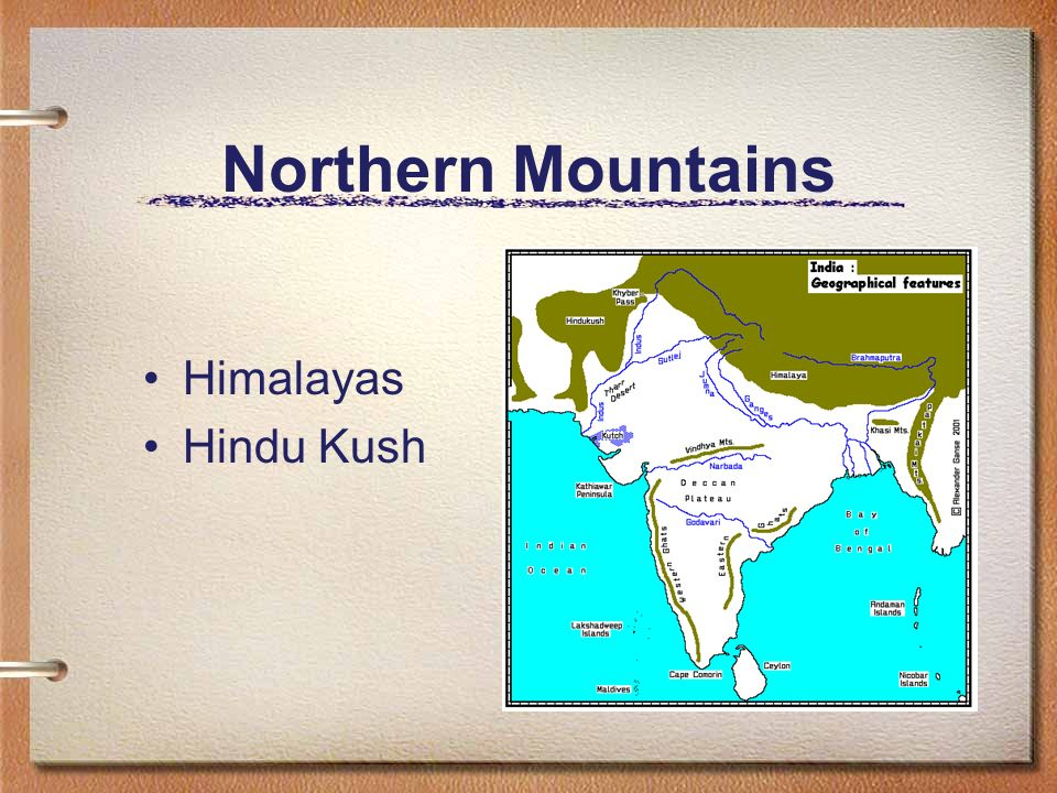 Northern Mountains Himalayas Hindu Kush