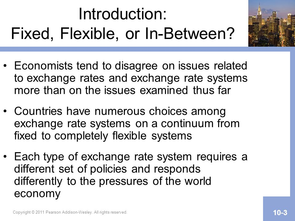 Introduction: Fixed, Flexible, or In-Between
