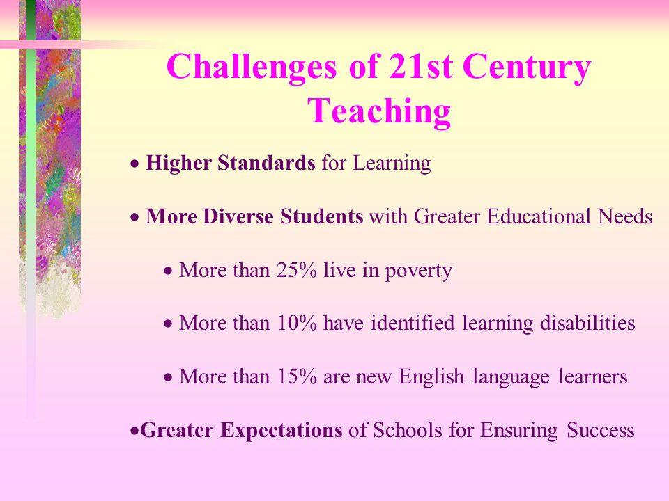 Challenges of 21st Century Teaching
