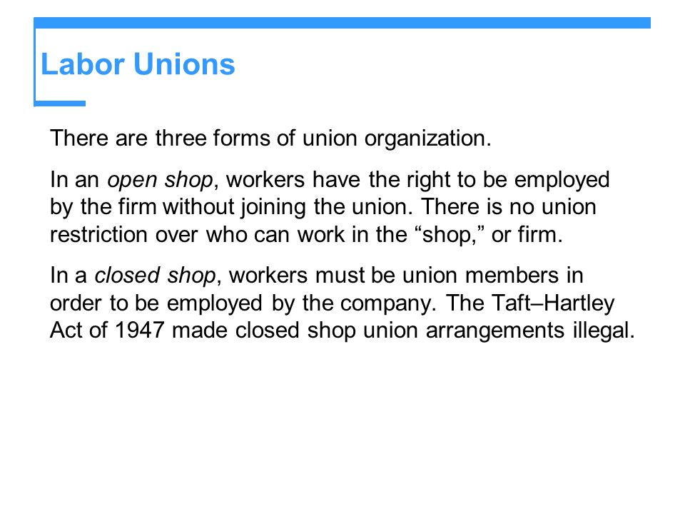 labor unions are useless essay Labor unions essays: over 180,000 labor unions essays, labor unions term papers, labor unions research paper, book reports 184 990 essays, term and research papers available for unlimited access.