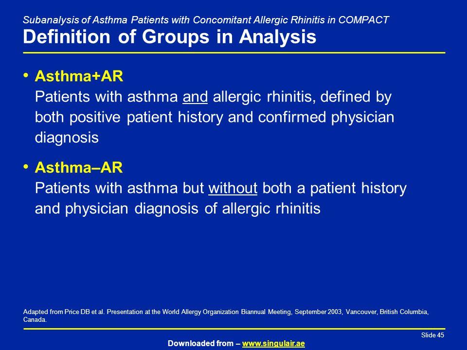 Rhinitis Definistion Jill Scott Insomnia