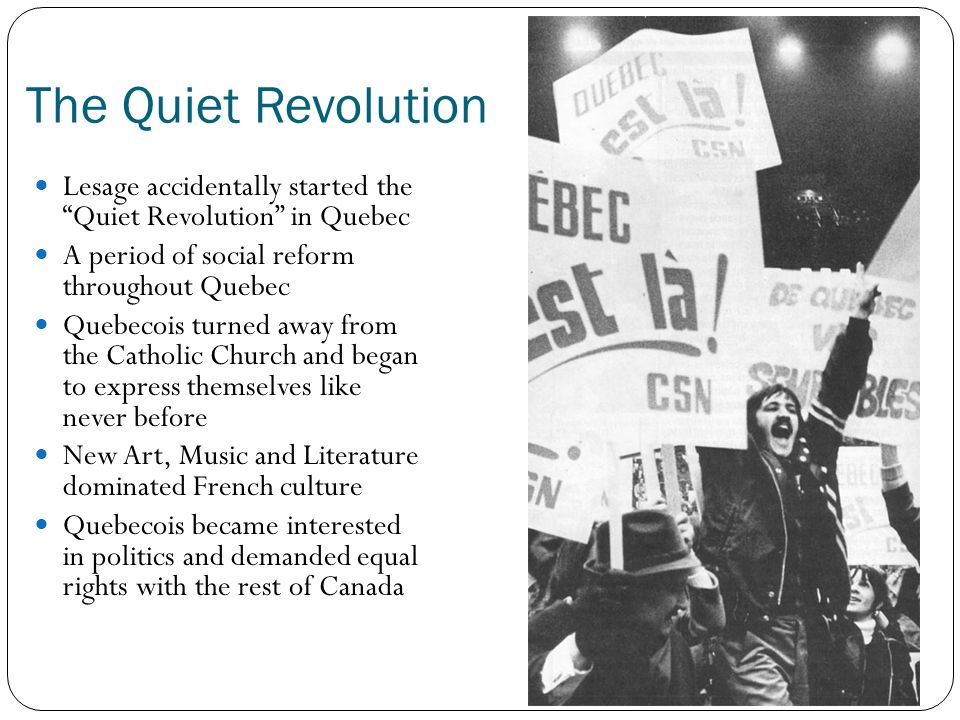 Quietest Revolution