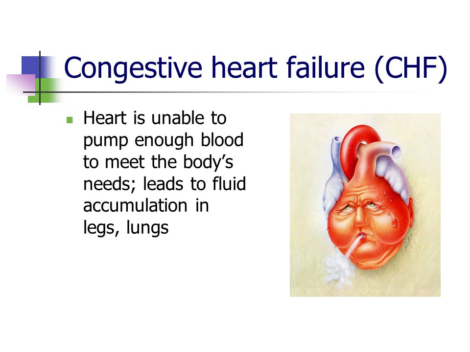 ethical issues with congestive heart failure Congestive heart failure ethics in the treatment of advanced heart failure: palliative care and end-of-life issues authors.