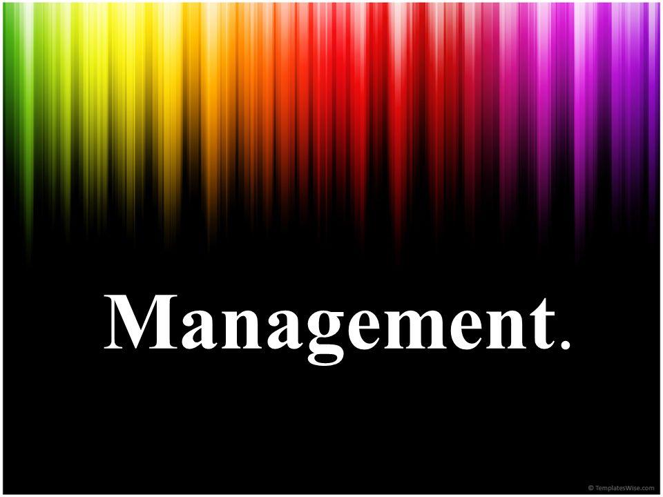 Management.