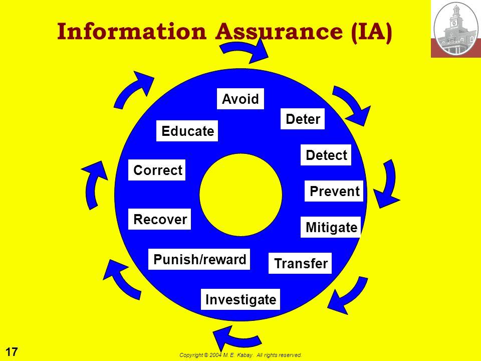 Information Assurance (IA)