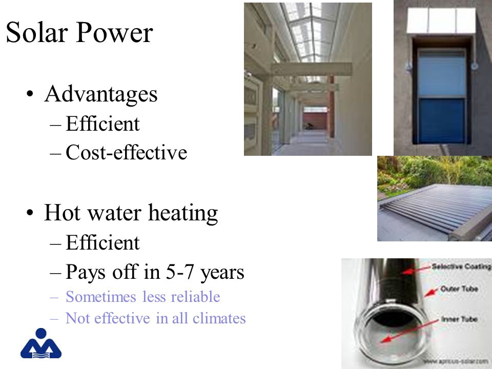 Warm up what is the difference between a renewable and a for Efficient hot water systems