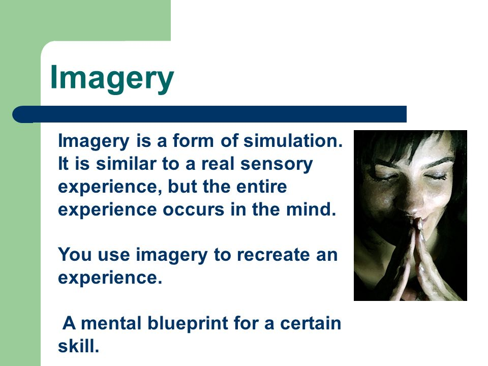 Sports performance 15 relaxation imagery ppt download 15 imagery malvernweather Image collections