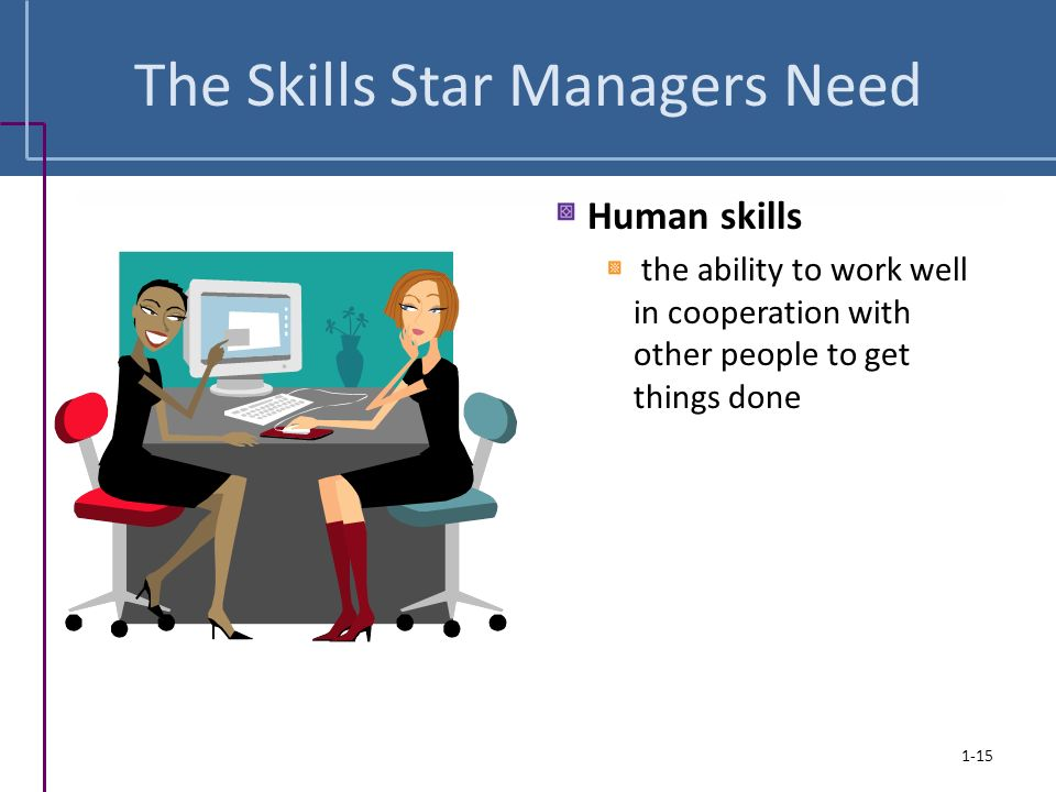 The Skills Star Managers Need