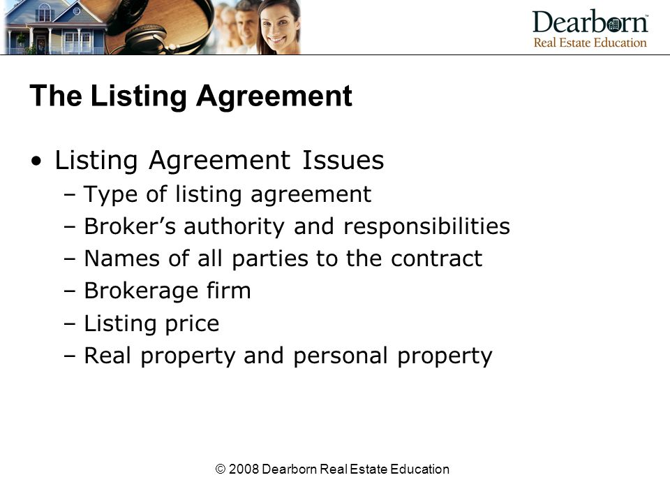 Modern real estate practice in illinois ppt video online download 2008 dearborn real estate education platinumwayz