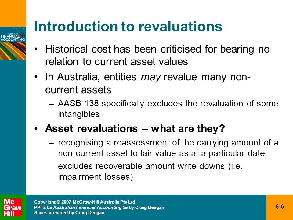 Introduction to revaluations