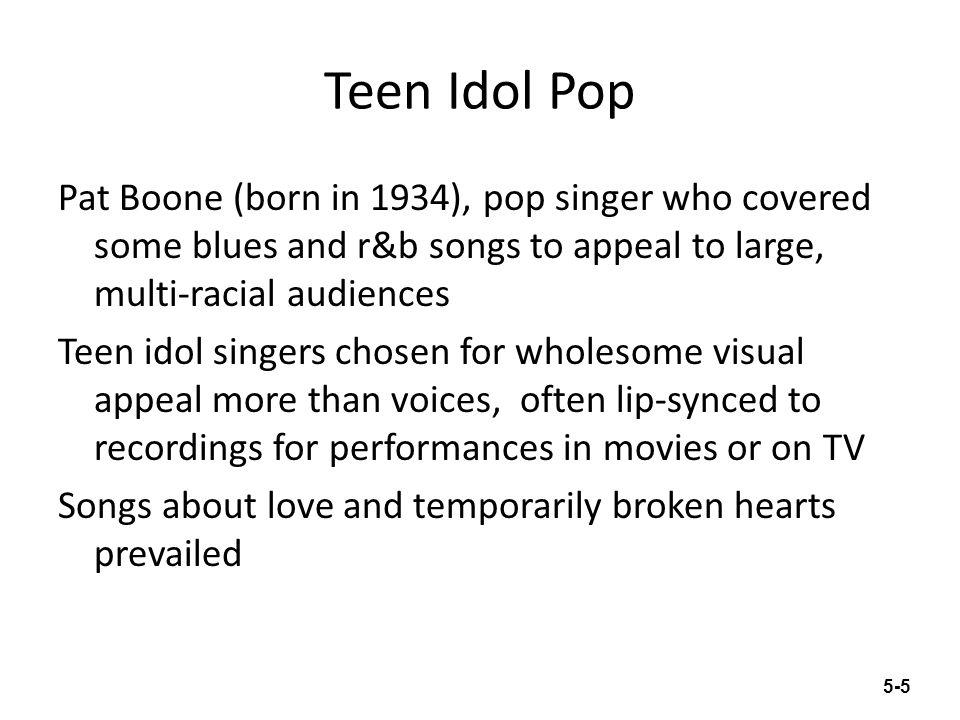 Teen Idol Pop