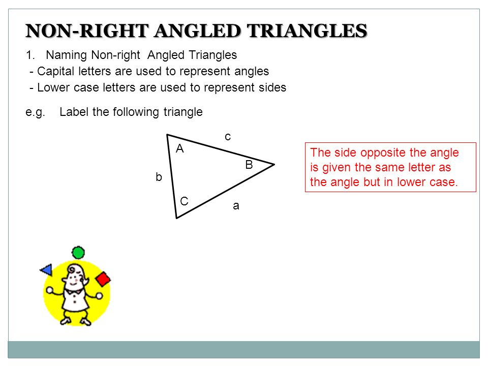 how to find to angle of a right triangl3