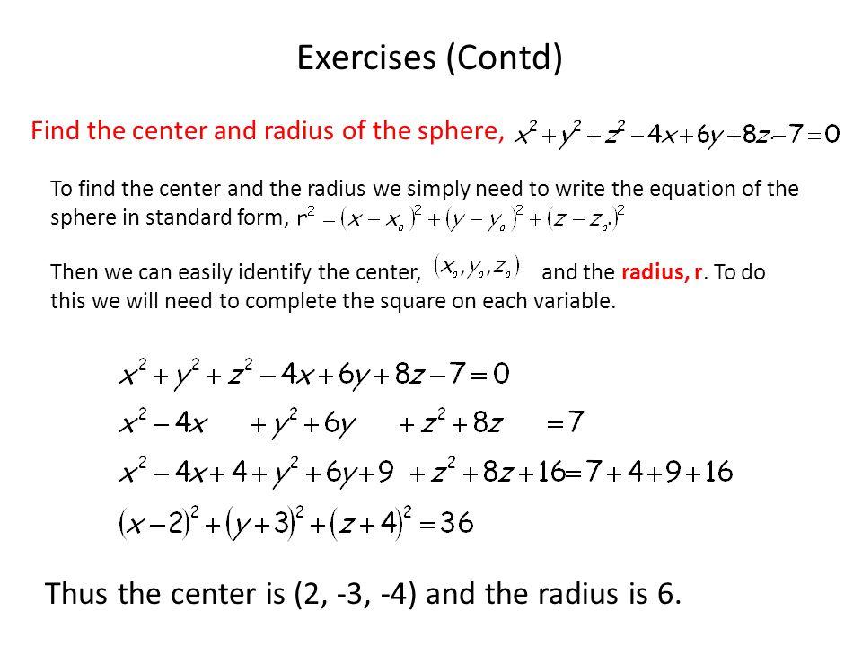 ME 2304: 3D Geometry & Vector Calculus - ppt video online download