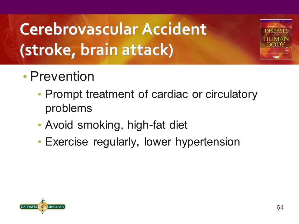 AHA/ASA Guidelines on Prevention of Recurrent Stroke