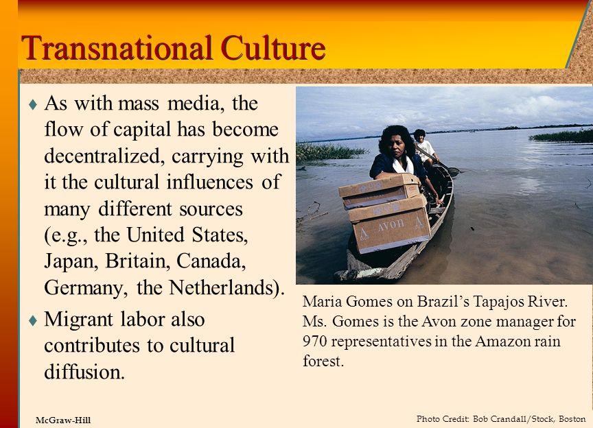 Transnational Culture