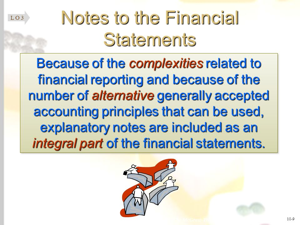Notes to the Financial Statements