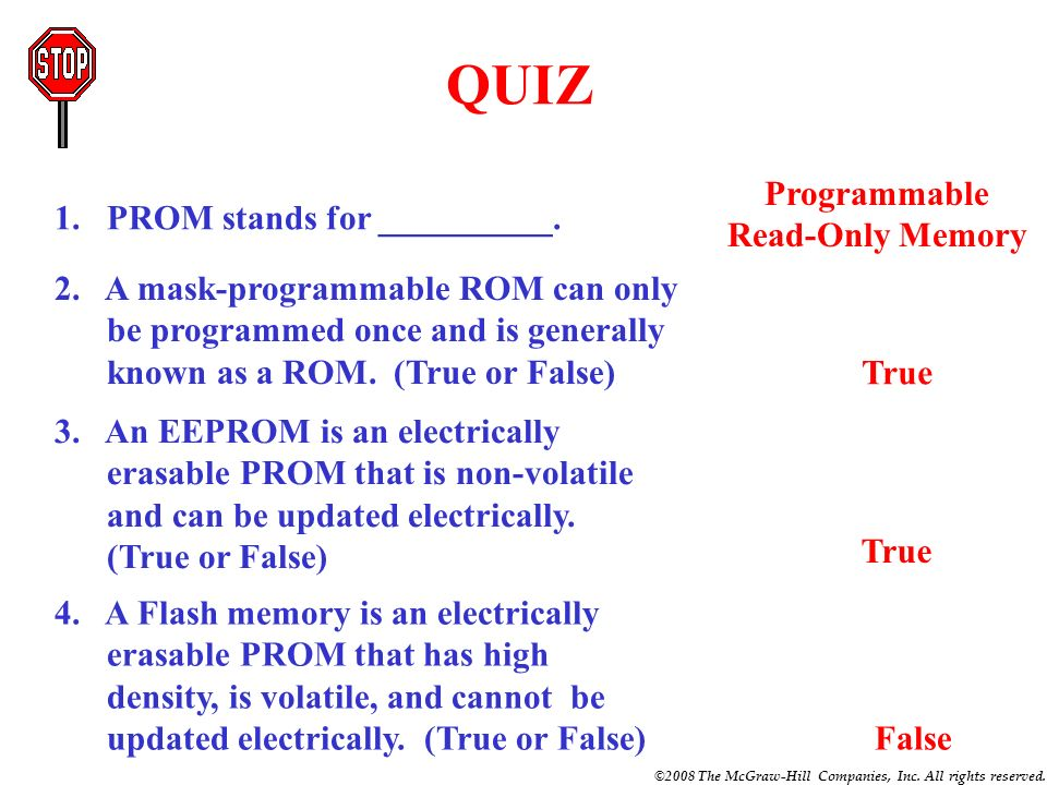 Programmable Read-Only Memory