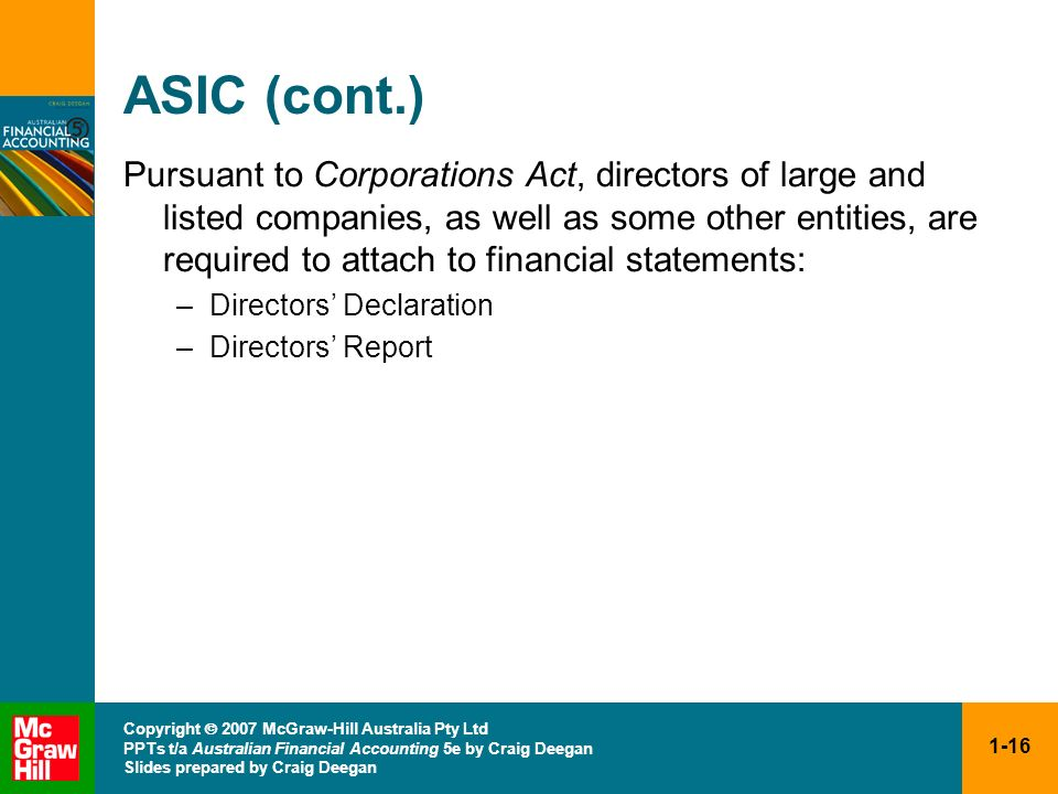 ASIC (cont.)