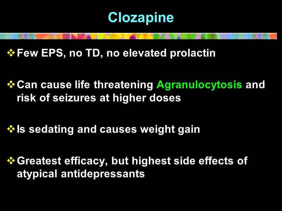 Ziprasidone Side Effects Weight Gain