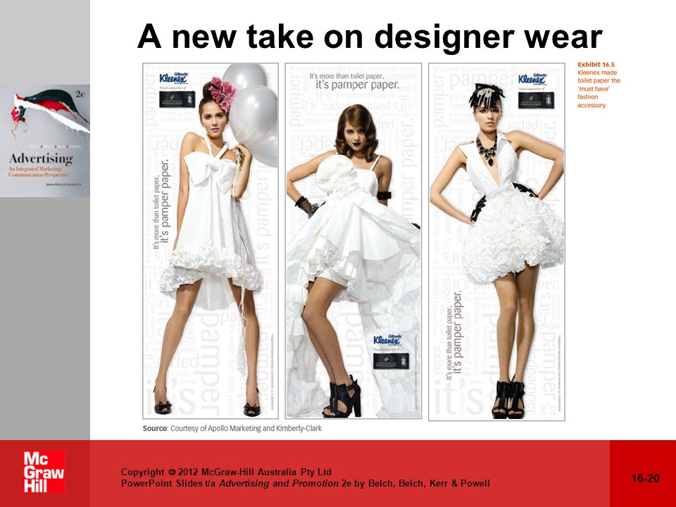 A new take on designer wear