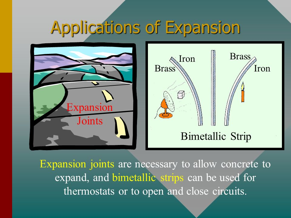 Applications of Expansion