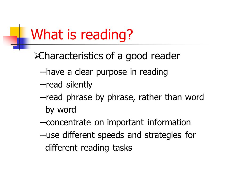 qualities of a good proof reader How to write an effective research paper  (6-8 is usually a good number)  such descriptions do not impress the reader or.