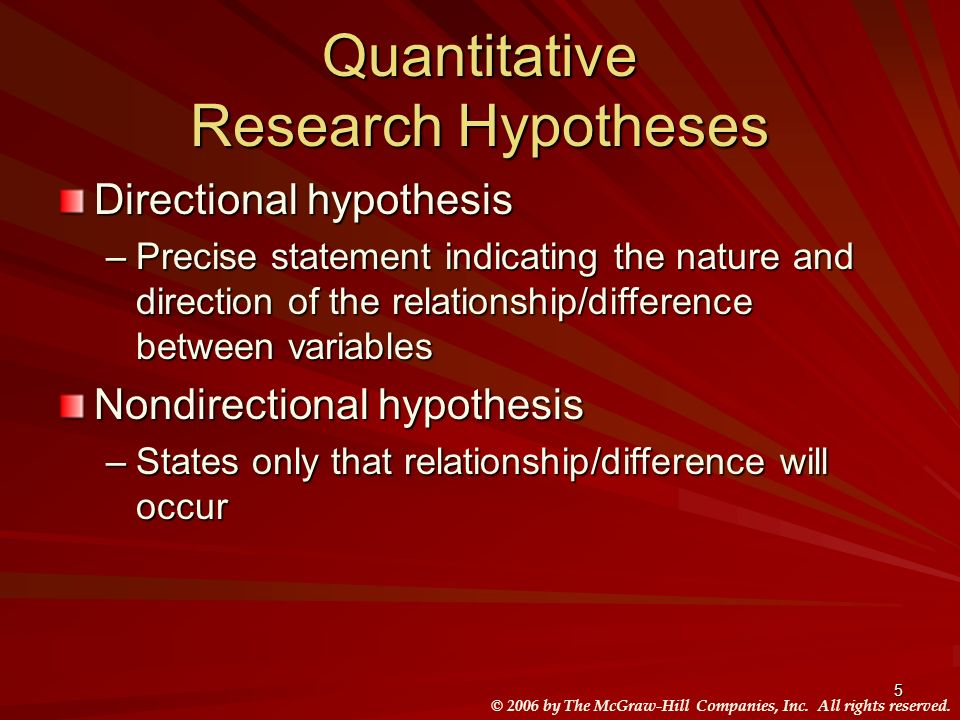 relationship between theory and hypothesis in research