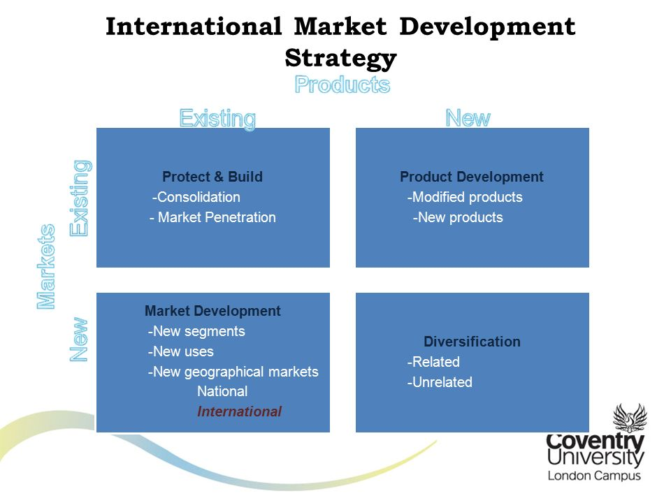 global market strategy for lor al Marketing strategy of brands  mix's » marketing mix of l'oreal – l'oreal  through local methods as well as through global methods to appeal to a wide .