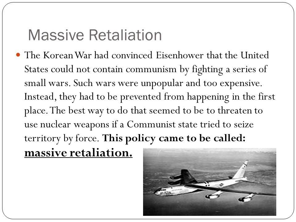 Eisenhower S Policies Ppt Download