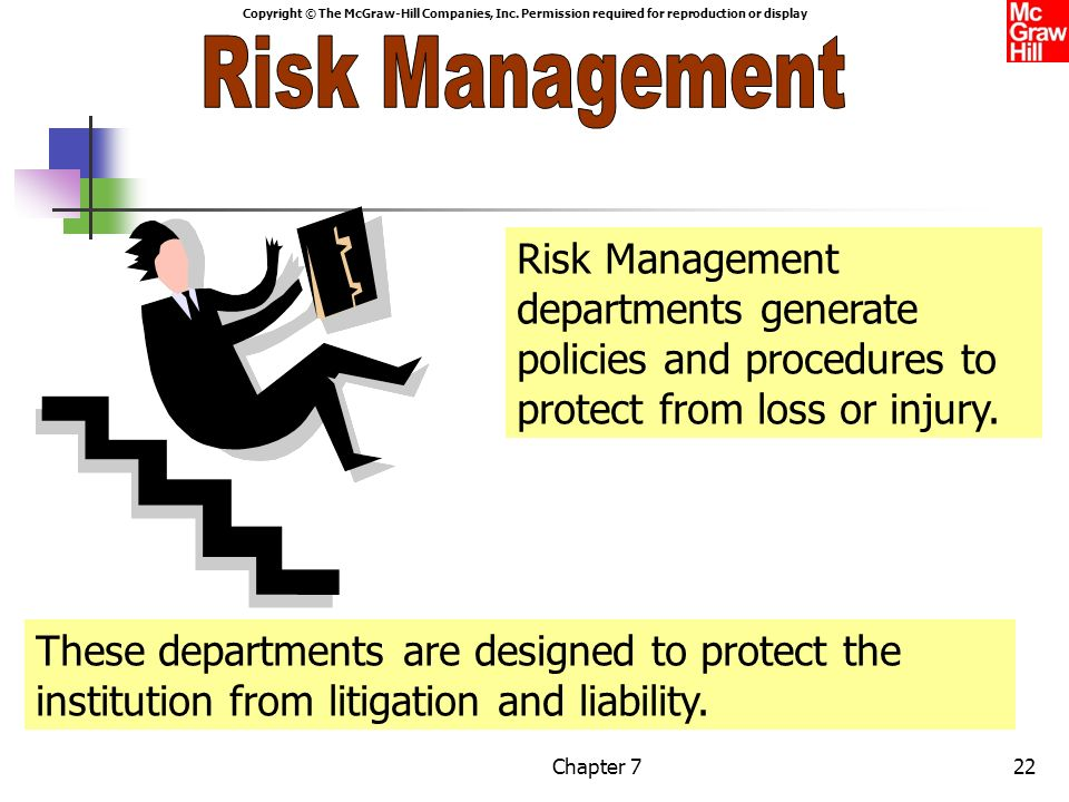 Risk Management and Reg. Agencies