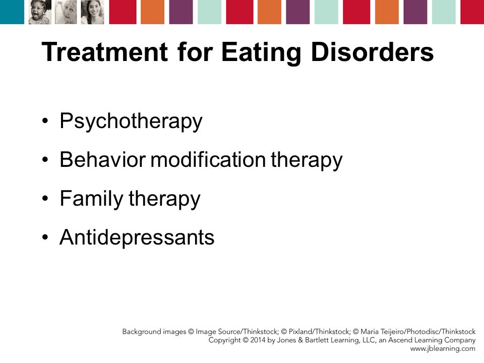 how to people develop eating disorders