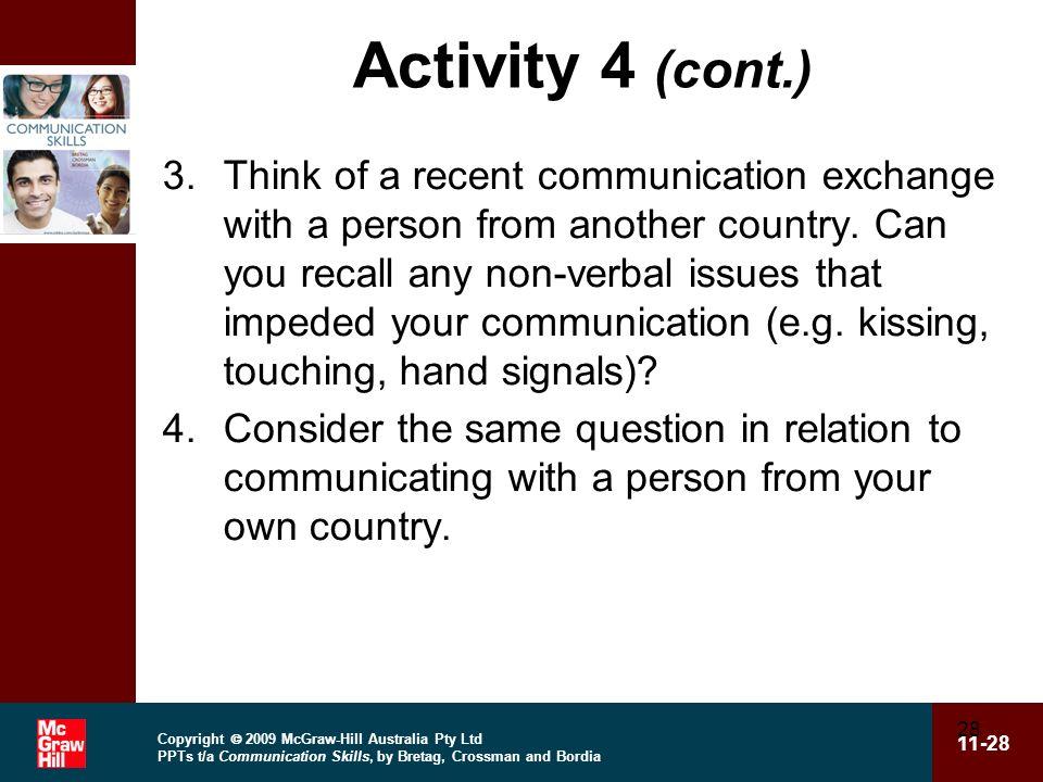 Activity 4 (cont.)