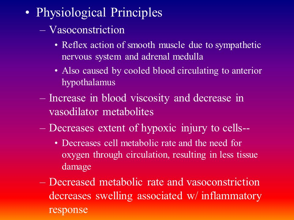 Physiological Principles