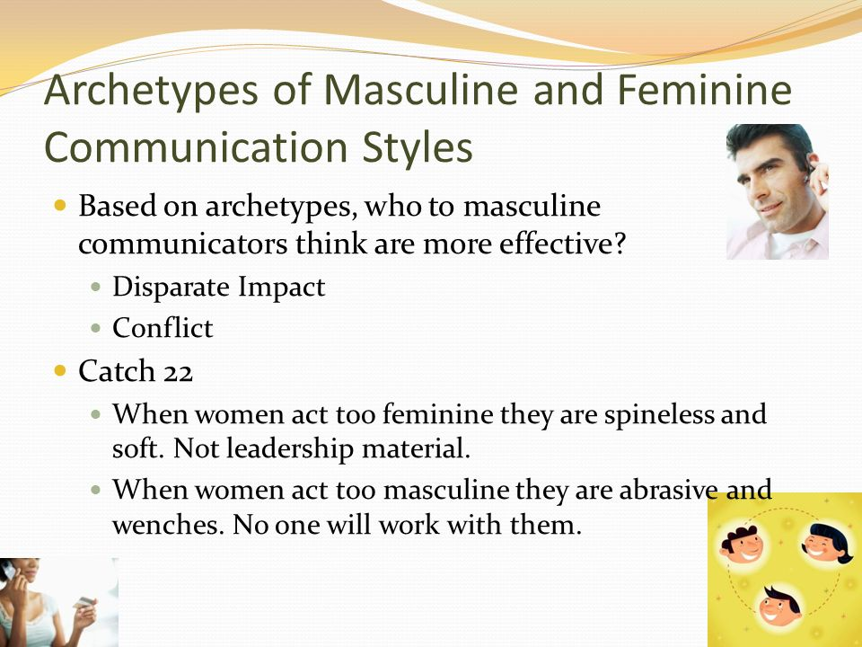 The effects of gender based communication styles in the workplace