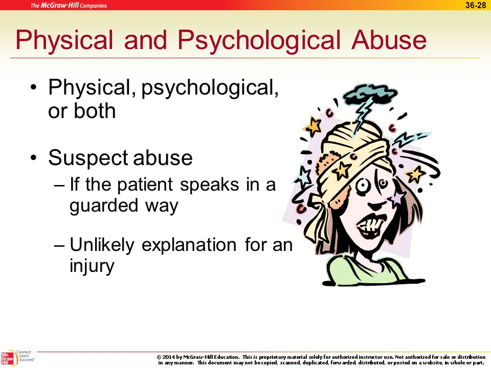 Physical and Psychological Abuse